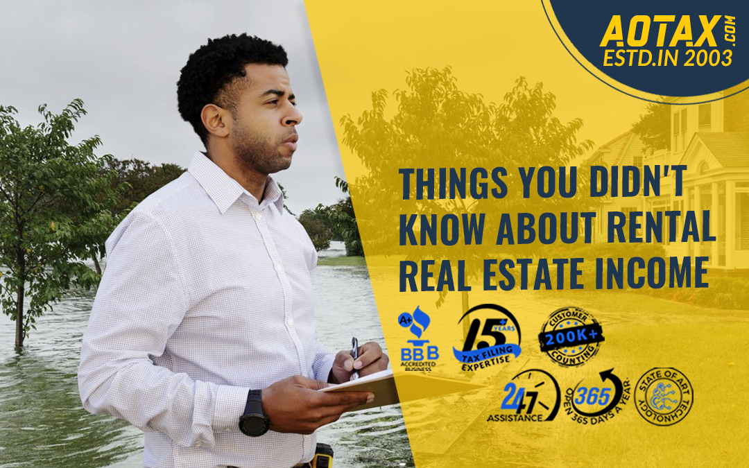 Things You Didn't Know About Rental Real Estate Income