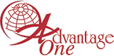 Advantage One Tax Consulting Sticky Logo