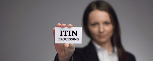 ITIN-PROCESSING