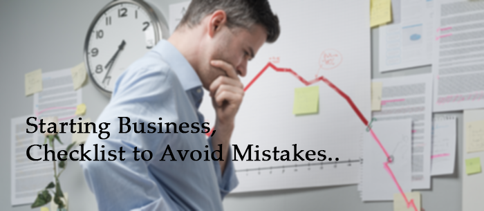 5 Top Mistakes Every Small Business Owner