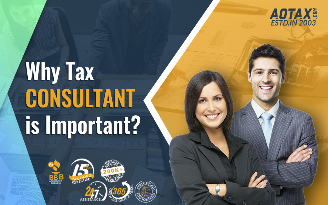 Why Tax Consultant is Important