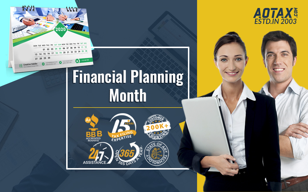 Financial Planning Month