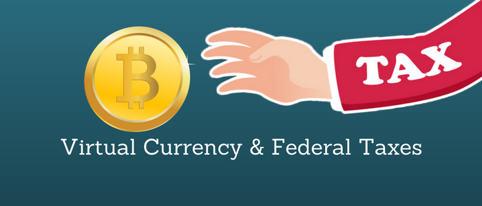 Is Virtual Currency Taxable???