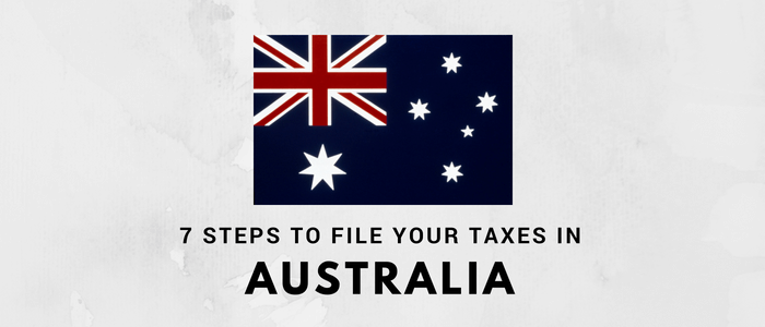 4 Easy Steps To File Your Taxes In Australia