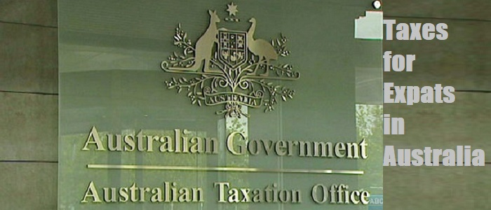 Taxesfor Foreigners Working in Australia