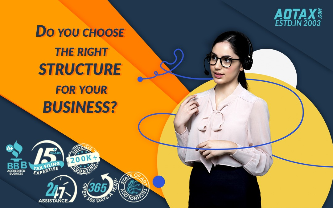 Do you choose the right structure for your business?