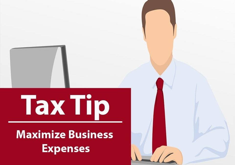 Maximize Business Expenses