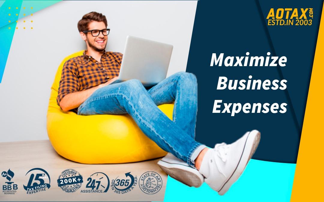 Maximize Business Expenses