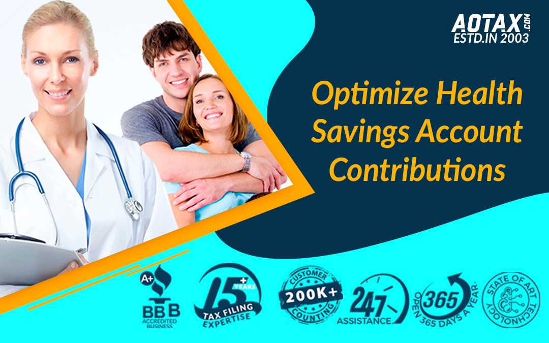 Optimize Health Savings Account Contributions