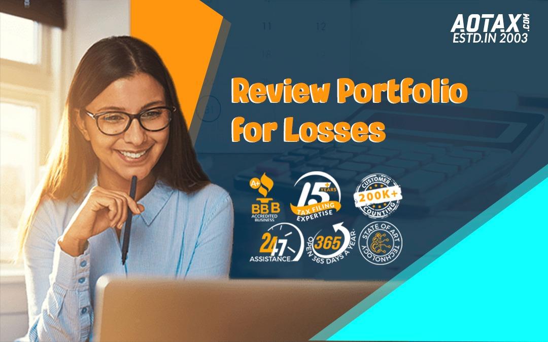 Review Portfolio for Losses