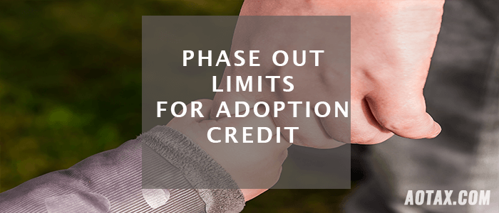 Phase out limits for Adoption credit (1)