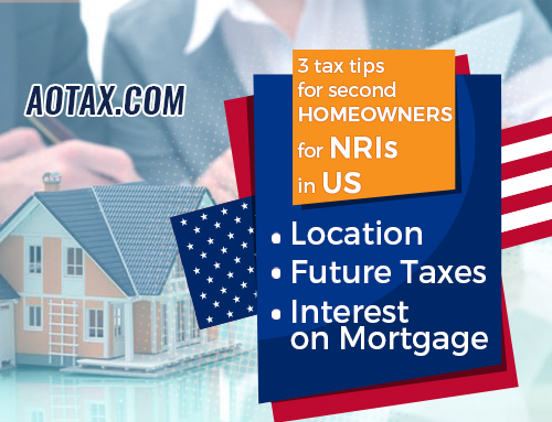 3 tax tips for second homeowners for NRIs in the US