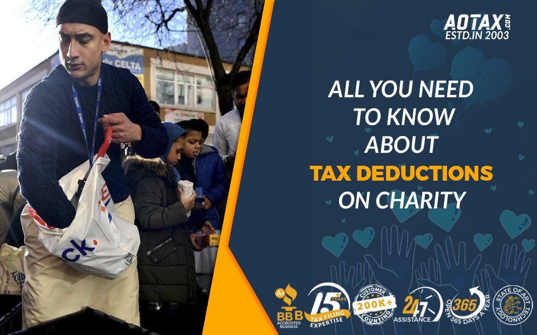 All You Need to Know About Tax-Deductions on Charity