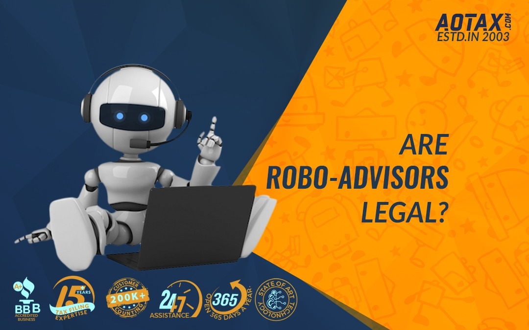Are Robo-Advisors Legal?