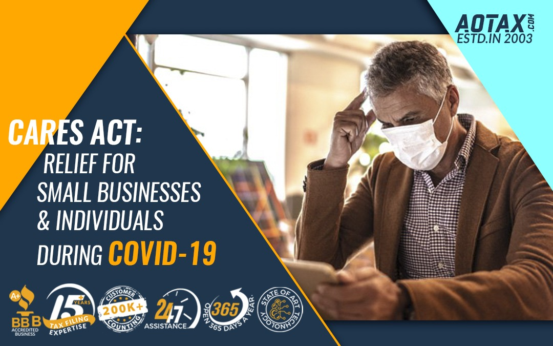 CARES Act: Relief for small businesses and individuals during COVID-19