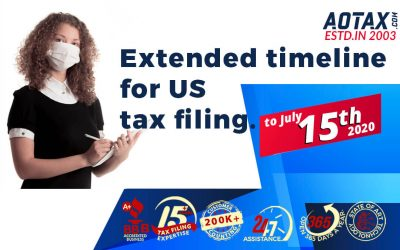 Extended Timeline For US Tax Filing