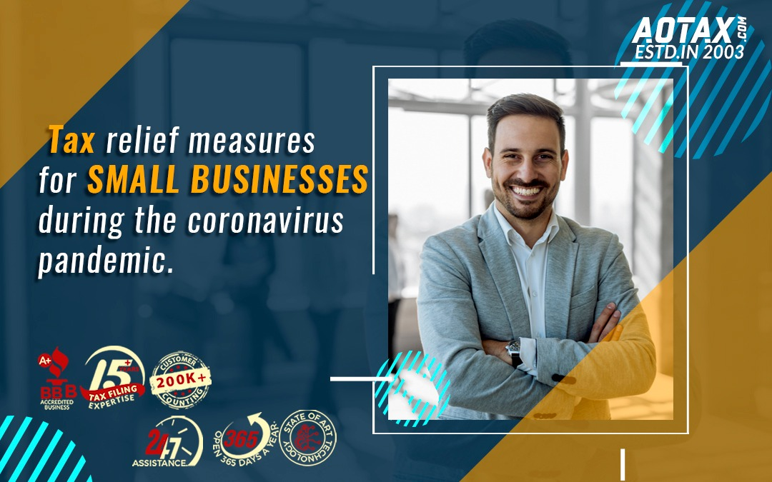 Tax relief measures for small businesses during the coronavirus pandemic