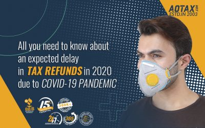 All you need to know about an expected delay in tax refunds in 2020 due to COVID-19 pandemic