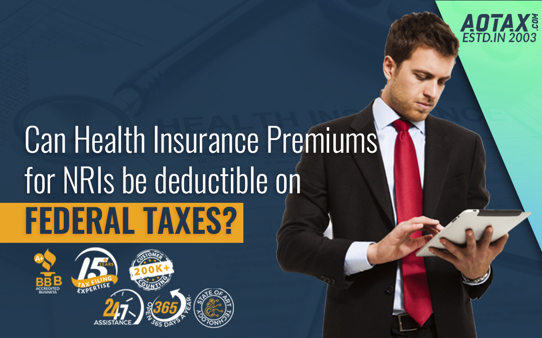 Health Insurance Tax Deductions for an NRI in the US ...