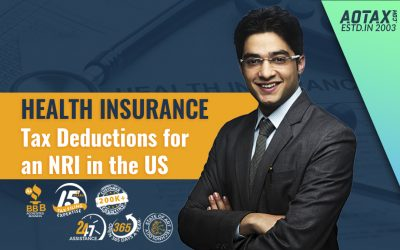 Health Insurance Tax Deductions for an NRI in the US