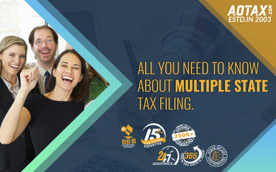 All you need to know about Multiple State Tax filing