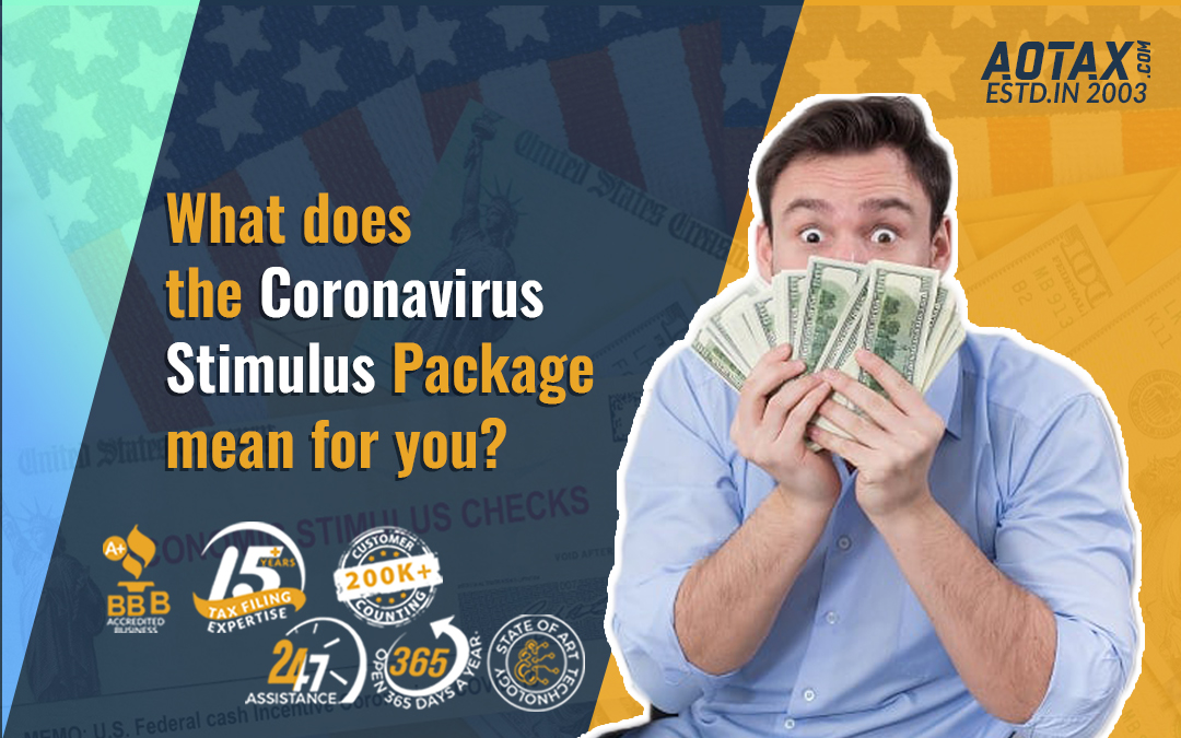 What does the Coronavirus Stimulus Package mean for you?