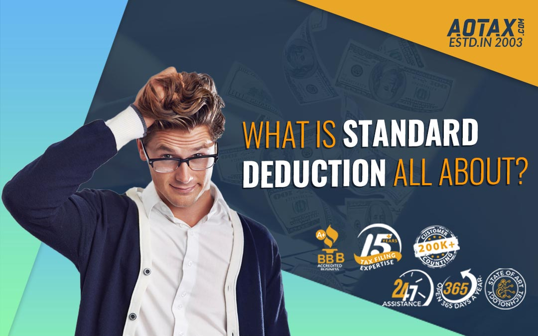 What is Standard Deduction all about?