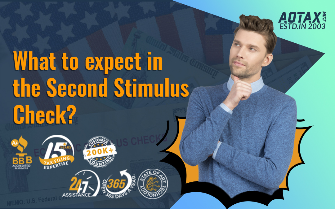 What to expect in the Second Stimulus Check?