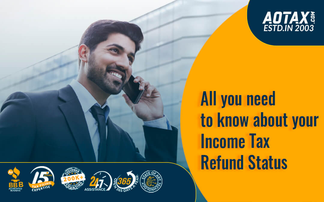 All you need to know about your Income Tax Refund Status