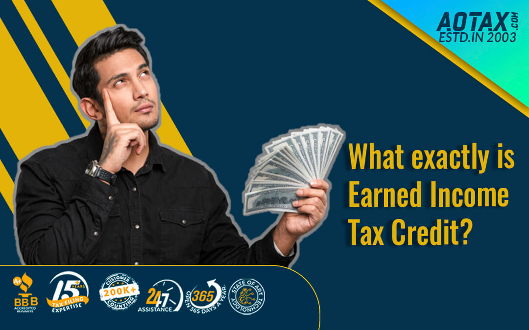 What exactly is Earned Income Tax Credit?